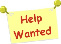 help wanted clipart