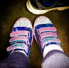 Twinkle Toe Sneakers