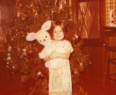 Mom - Christmas 1978