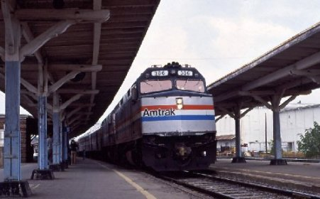 Amtrak Silver Star, Raleigh, 1981, www.pwrr.org