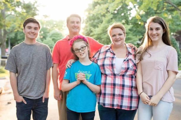 family photo 2017